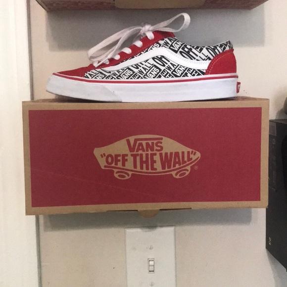 Vans Shoes | Vans Off The Wall Racing